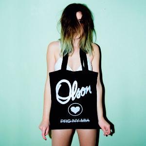Olson PRS NY MIA Tote Bag Black